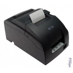 EPSON (Serial) TMU 220 B Impact printer. BLACK ONLY.