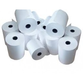 EFTPOS TYRO YOMANI XR COUNTER MERCHANT MACHINE ROLLS. T5730 - Thermal 57 x 30 Paper Rolls 100 per box