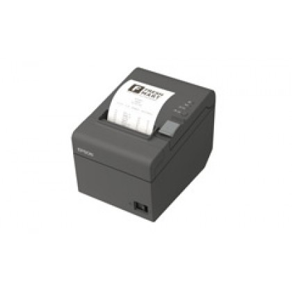 EPSON TMT82II Thermal Printer Serial and USB interface with power supply unit